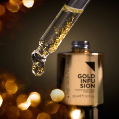 Gold infusion öljy