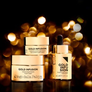 Gold infusion trio