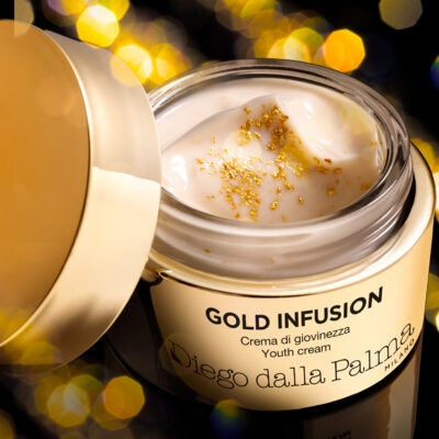 Gold infusion creme