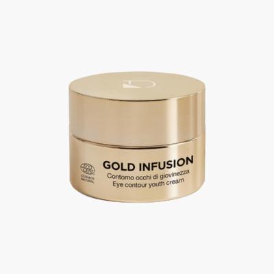 Gold infusion silmänymp.voide